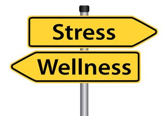 Stress vs. Wellness