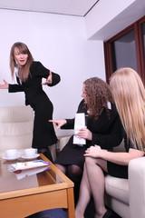 gossip in the office