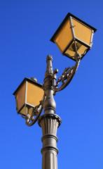 Il lampione della passeggiata
