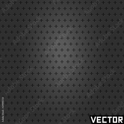Metallic grill texture. Vector Illustration.
