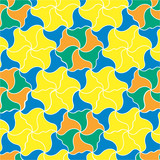 Tropical Tessellation poster