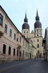 Saint Nicolas church in Trnava, Slovakia