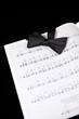 Musician bow tie