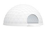 Exhibition dome tent