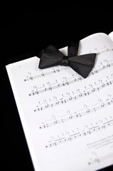 Musician bow tie