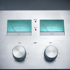 Hi-fi controls