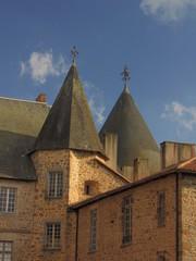 Château de Rochechouart ; Charente, Limousin, Périgord
