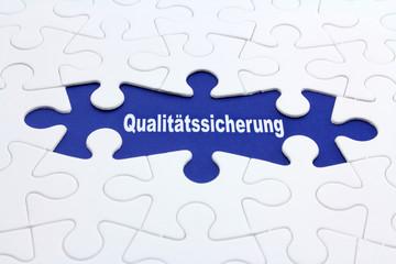 puzzle qualitätsicherung