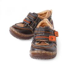 Pair child little boot