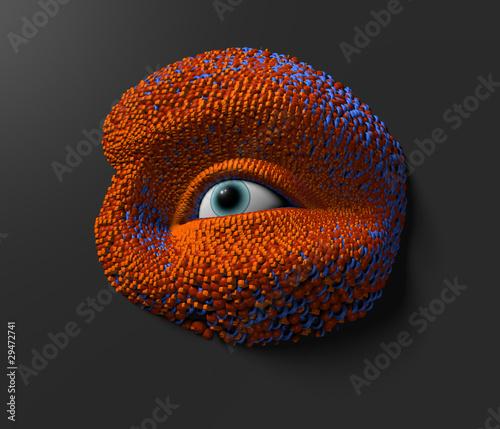 Fototapeten,auge,eye,see,optic