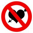prohibido enamorarse
