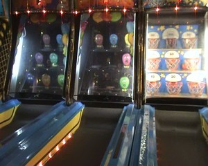 Amusement and gaming machines