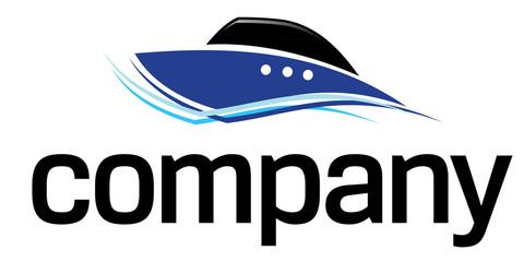 Fast boat logo