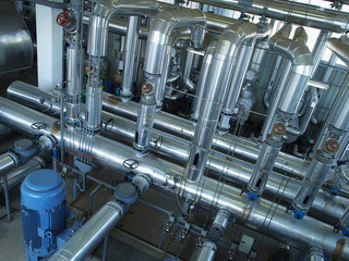 Pipes, Tubes And Valves