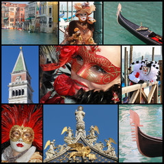 Venezia collage 2