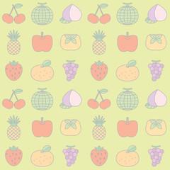 フルーツ壁紙