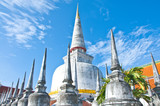 Large ancient stupa, Historic southern Thailand