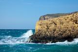 cliffs of  Maltese islands