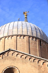 La cupola della Basilica di Sant'Antonio - Padova