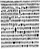 407 woman silhouettes