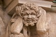 Satyr close-up, Wallpavillion of the Zwinger Palace, Dresden