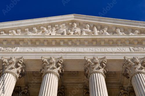 United States Supreme Court Pillars
