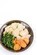ぬか漬けの野菜