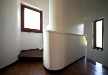 interno di casa, scale