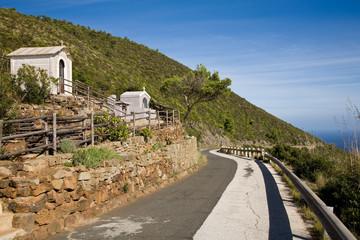 Coastal road, Pantelleria