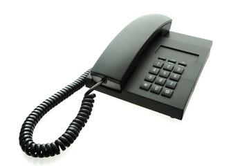 Telephone, landline isolated on white background