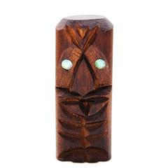 statuetta maori