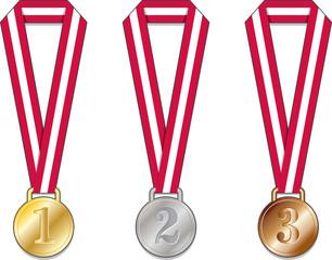 Lettonia Latvia Medaglia