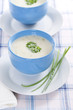 Onion pureed soup