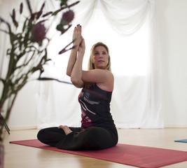 Improving Shoulder Flexibility with Yoga