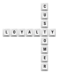customer loyalty key