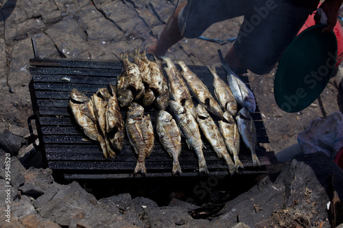 cooking fish in turkey