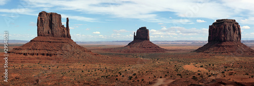 monument valley en panoramique