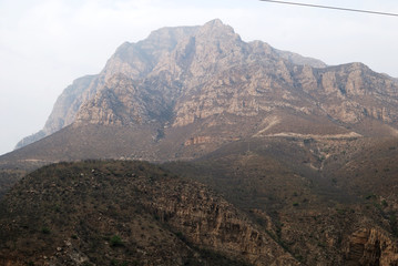 mountain area of hebei province