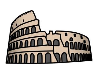 Roma: Colosseo