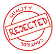 "Tampon ""quality control rejected"""