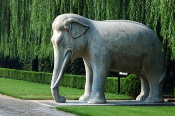Ming Tombs sculpture
