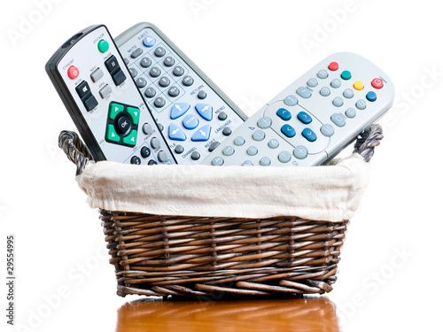 Tv Basket