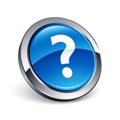 icône bouton internet question