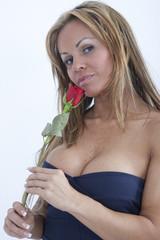 Chica San Valentin