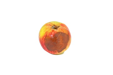 Angefaulter Apfel