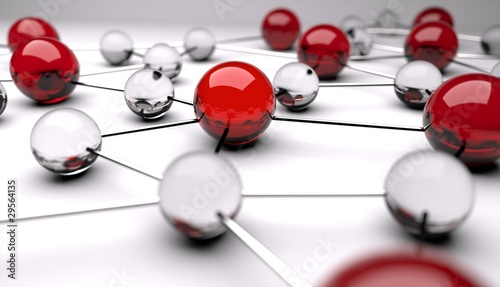 spherical networking