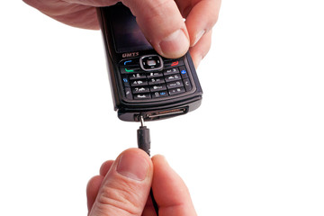 Ricaricare il cellulare