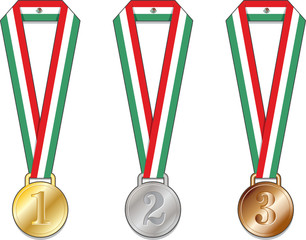 Mexico Messico Medaglia Medaglie