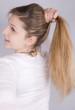 jolie femme - cheveux longs