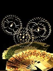 Geld in Bewegung